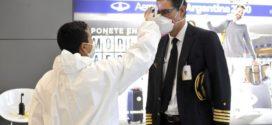 Diez personas murieron y 124 dieron positivo por coronavirus en el país