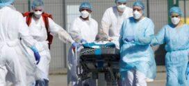 Ya son 520 los muertos por coronavirus en el país y se registraron otros 717 casos positivos