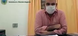 Makallé: el intendente informó de un nuevo caso de coronavirus en la localidad [VIDEO]