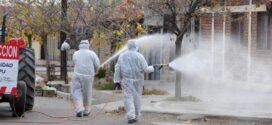 Coronavirus: 2146 nuevos contagios y 32 muertes en las últimas 24 horas en Argentina