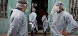 Coronavirus en la Argentina: se superaron los 2000 casos diarios