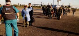 Llegan refuerzos militares y sanitarios al Chaco ante el desborde