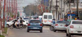 Movilidad a full en Resistencia: fracasó la suspensión del Día del Padre y las restricciones impuestas