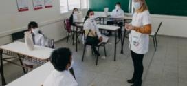 Vuelta a clases en San Juan: el presentismo fue del 70 por ciento el primer día