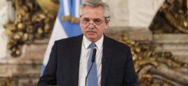 Alberto Fernández prohibe partir de este lunes las reuniones sociales en todo el país