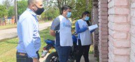 Makallé: el operativo Ayudar llegó a la localidad para la búsqueda de casos sospechos y activos de covid-19