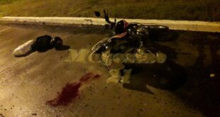 Makallé: accidente fatal en Autovía Ruta Nacional N° 16 y acceso a Makallé