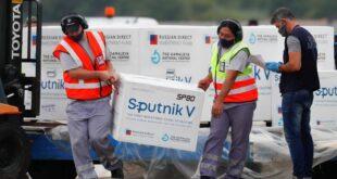 Chaco: 160.000 personas esperan la segunda dosis de Sputnik V