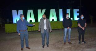 Makallé | Por el 133° Aniversario del Pueblo el gobernador Capitanich pasó a saludar y tuvo un breve encuentro con el intendente