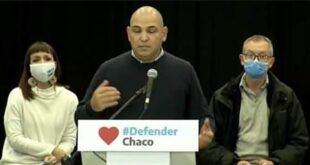 Makallé: el Frente de Todos lanzó su campaña con la presencia del gobernador Capitanich y el intendente Marcelo Angione